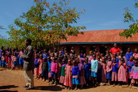 voluntariado en Kenia