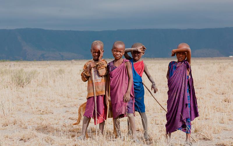 voluntariado en Tanzania