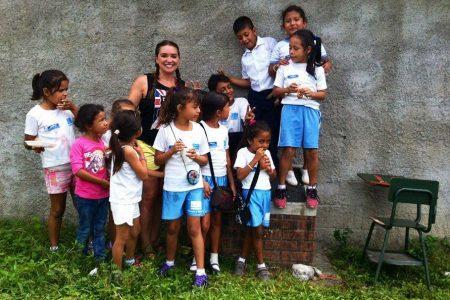 Guatemala: Voluntariado de escuelas y salud en Monterrico